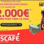 El sueldo Nescafé para toda la vida ¿o no?